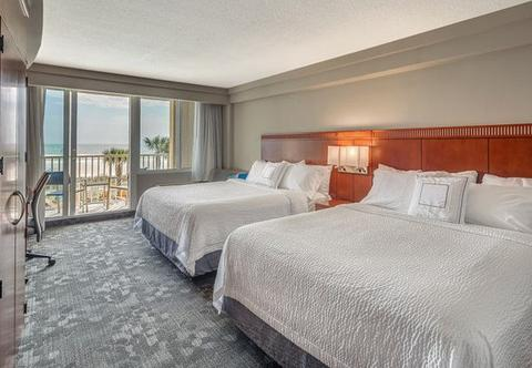 Courtyard Hotel Jacksonville Beach Review